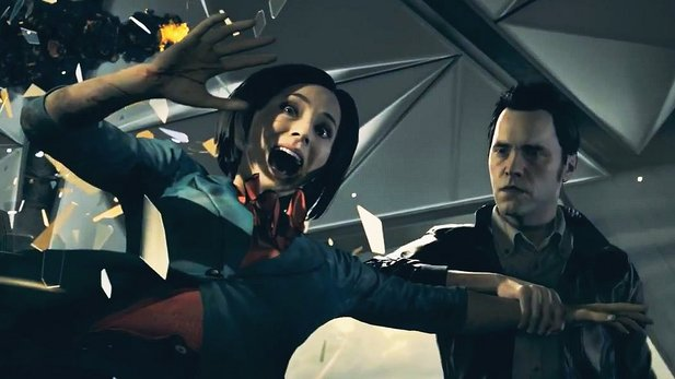Quantum Break - E3-Trailer zum Xbox One-Exklusivspiel