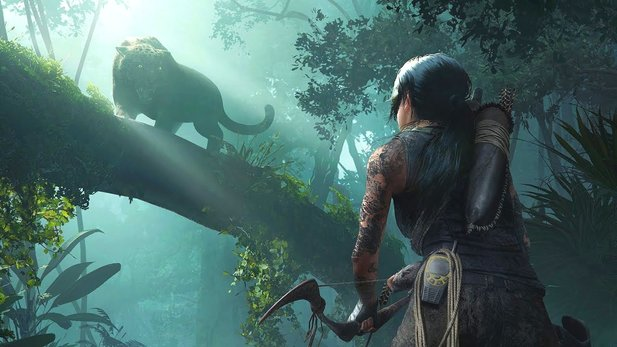 Shadow of the Tomb Raider - E3-Trailer zeigt erstes echtes Gameplay im Dschungel