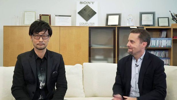 Sony PlayStation - Anküdingungs-Video des Deals zwischen Hideo Kojima und Sony