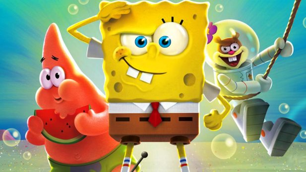 Spongebob Squarepants: Battle for Bikini Bottom - Réhydraté dans le test GamePro.