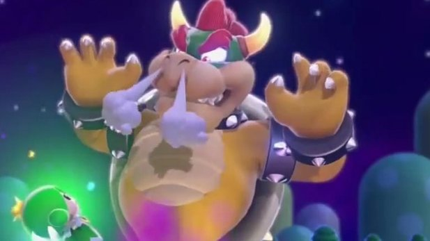 Gameplay-Trailer von Super Mario 3D World