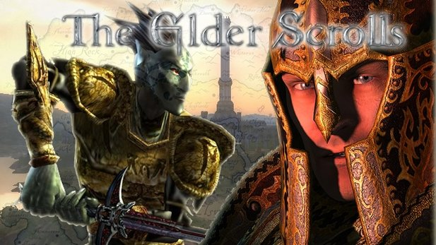 The Elder Scrolls - Historien-Video