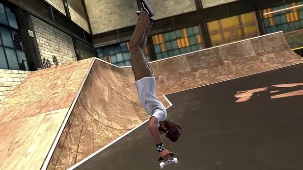 Tony Hawk's Pro Skater 5 - Gameplay-Trailer aus dem Skateboard-Spiel