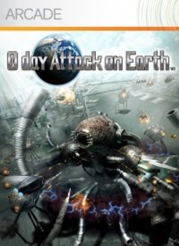 Cover zu 0 day Attack on Earth