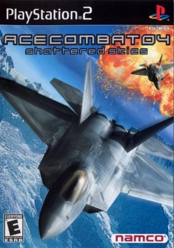 Cover zu Ace Combat: Distant Thunder