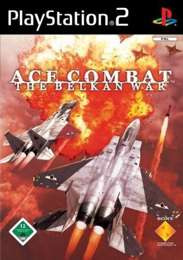 Cover zu Ace Combat: The Belkan War