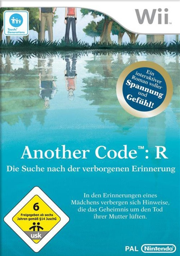 Cover zu Another Code: R