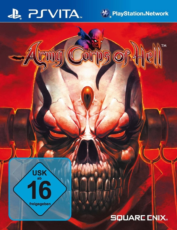 Cover zu Army Corps of Hell