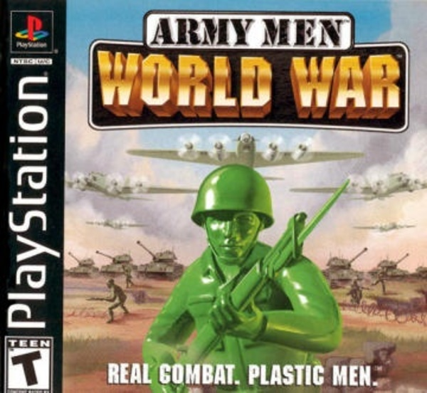 Cover zu Army Men: World War