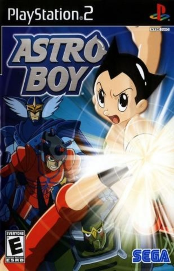 Cover zu Astro Boy