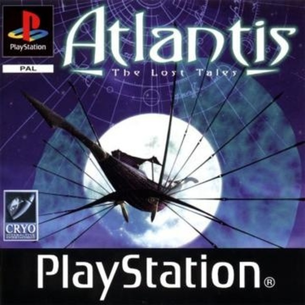 Cover zu Atlantis: The Lost Tales