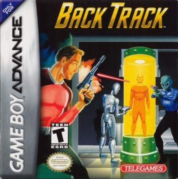 Cover zu BackTrack