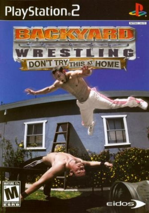 Cover zu Backyard Wrestling