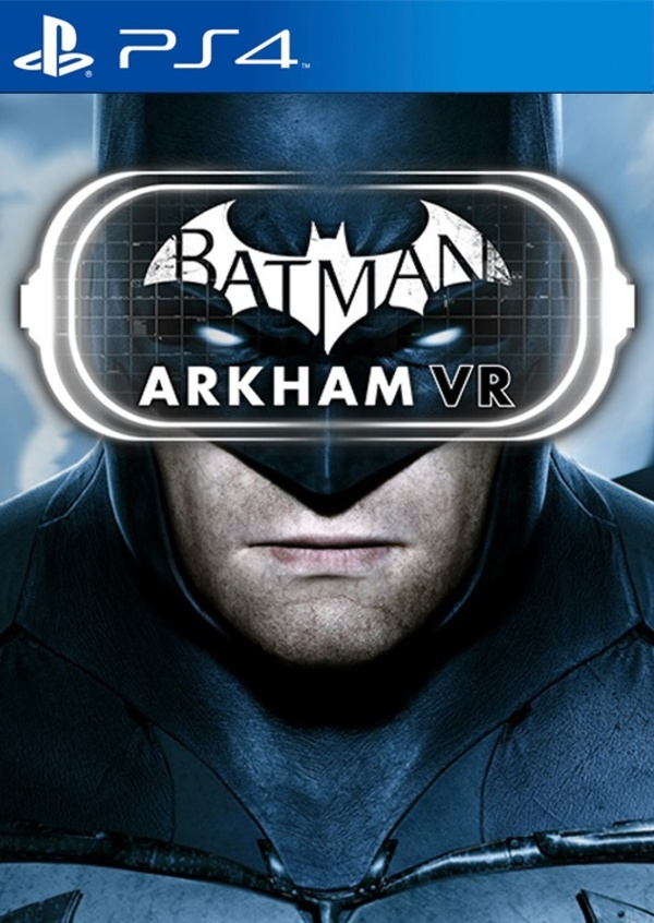 Cover zu Batman Arkham VR