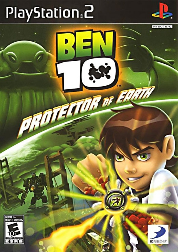 Cover zu Ben 10: Protector of Earth