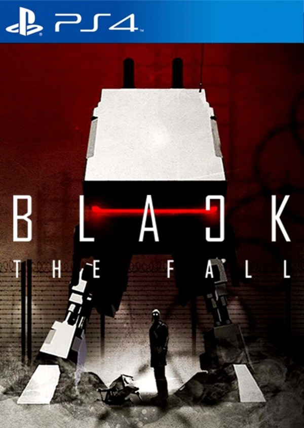 Cover zu Black The Fall