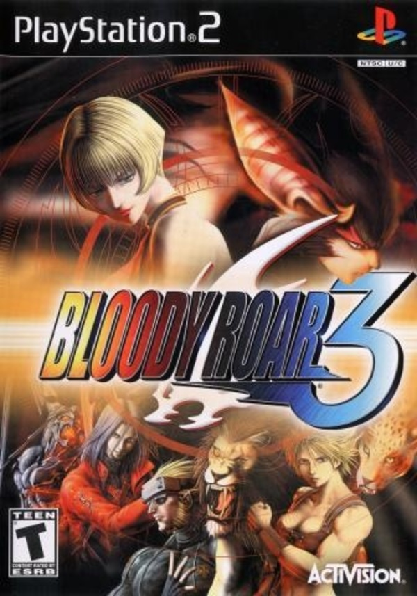 Cover zu Bloody Roar 3