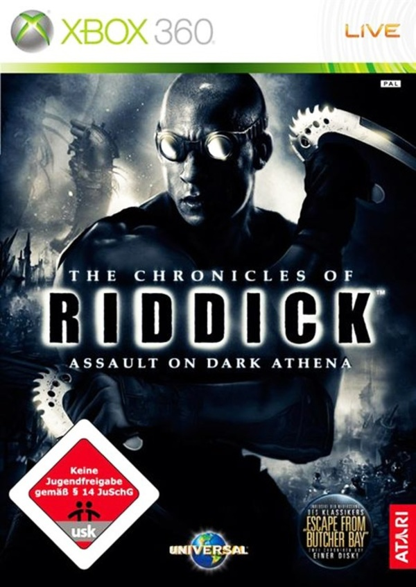Cover zu Chronicles of Riddick: Assault on Dark Athena