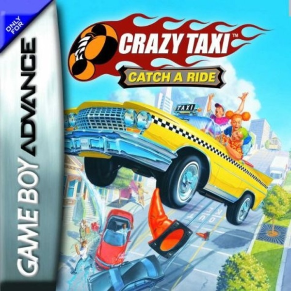 Cover zu Crazy Taxi: Catch a Ride