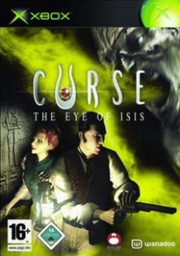 Cover zu Curse: The Eye of Isis