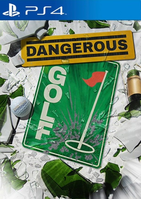 Cover zu Dangerous Golf