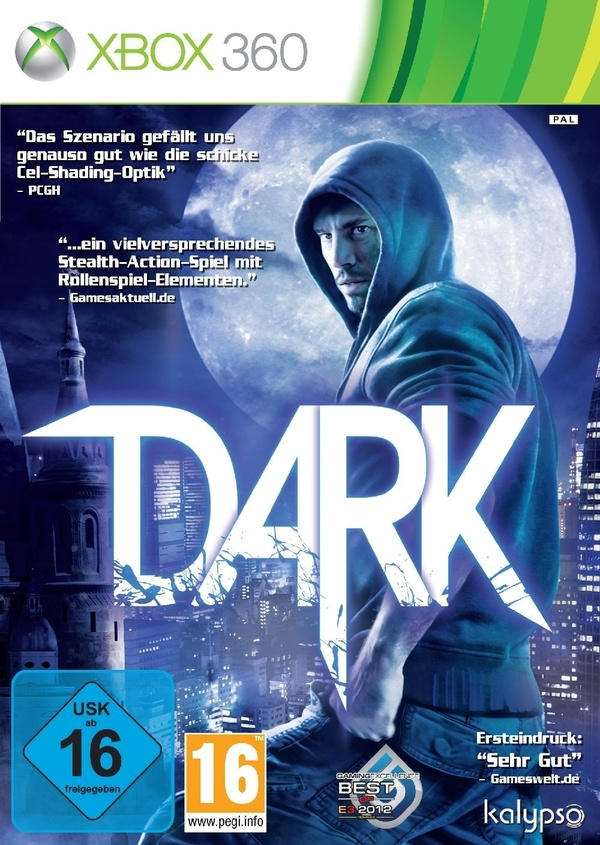 Cover zu DARK