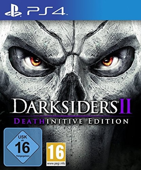 Cover zu Darksiders 2 - Deathinitive Edition