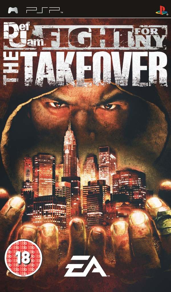 Cover zu Def Jam: Fight for NY - The Takeover