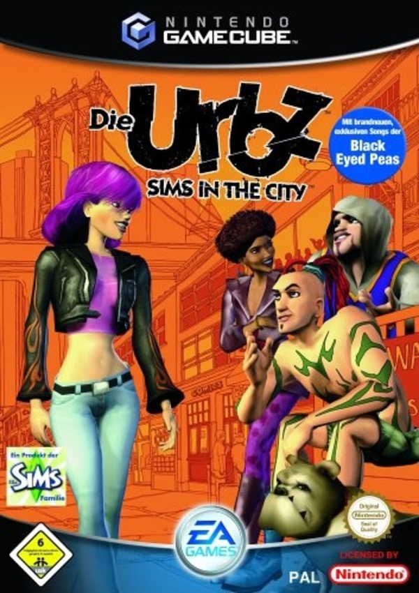 Cover zu Die Urbz: Sims in the City