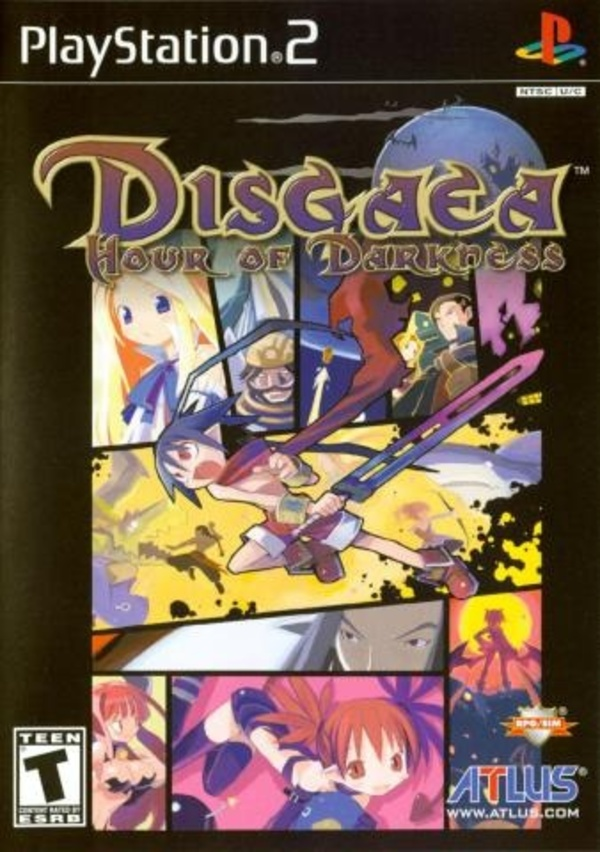 Cover zu Disgaea: Hour of Darkness
