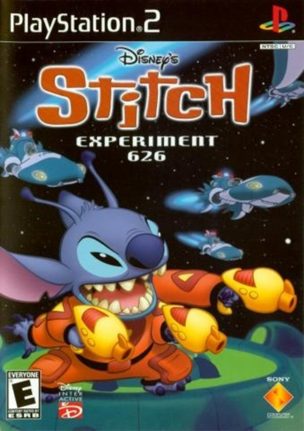 Cover zu Lilo & Stitch: Experiment 626