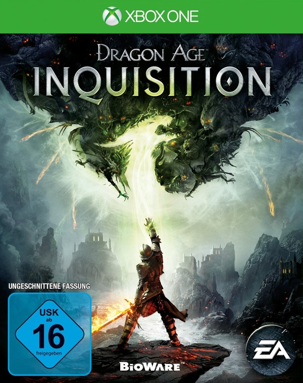 Cover zu Dragon Age: Inquisition