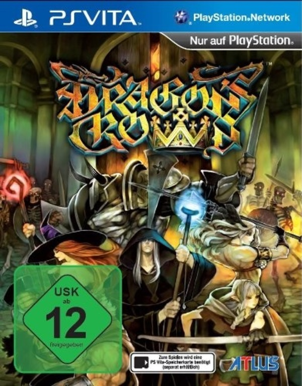 Cover zu Dragon's Crown