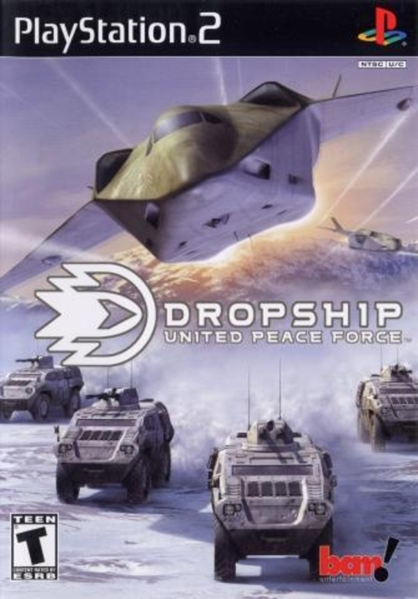 Cover zu Dropship: United Peace Force