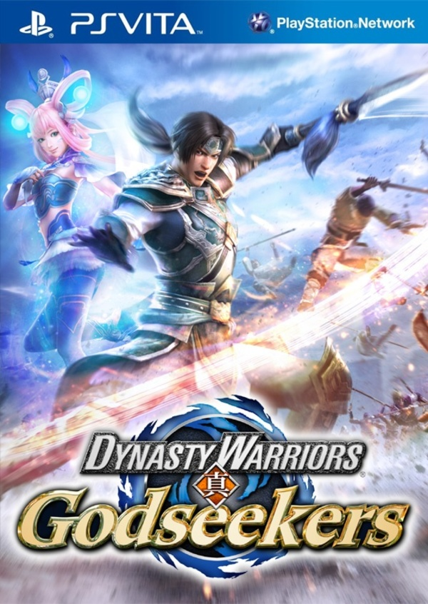Cover zu Dynasty Warriors: Godseekers