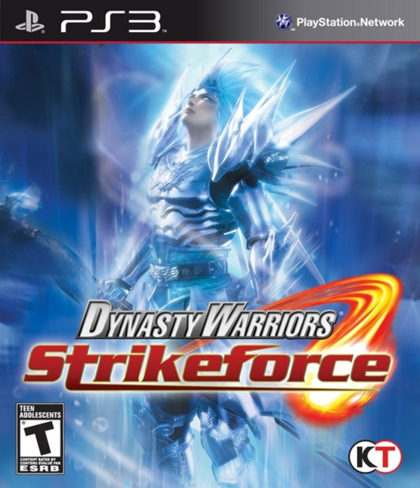 Cover zu Dynasty Warriors: Strikeforce