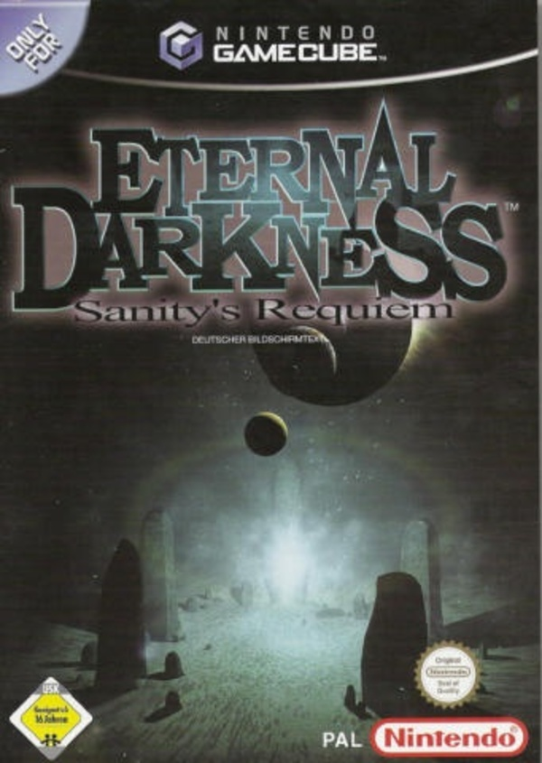 Cover zu Eternal Darkness