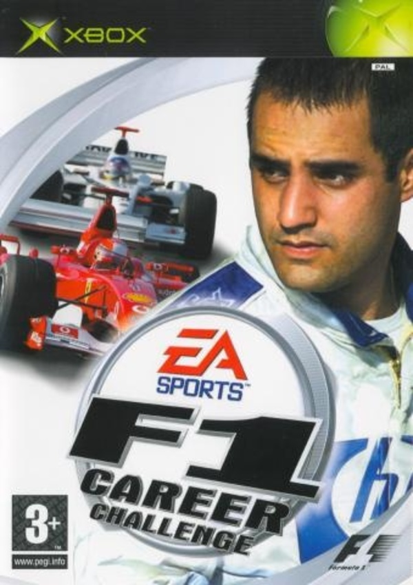 Cover zu F 1 Career Challenge