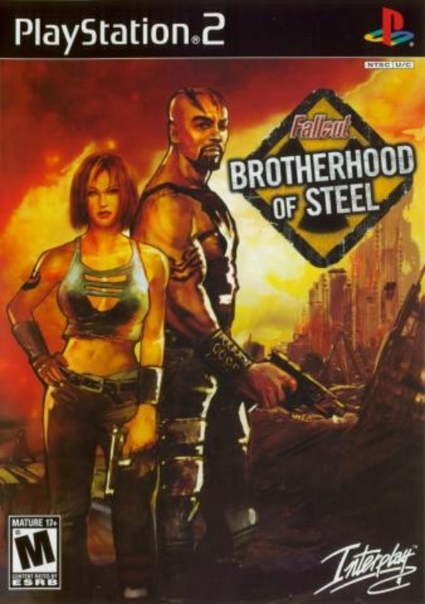 Cover zu Fallout: Brotherhood of Steel