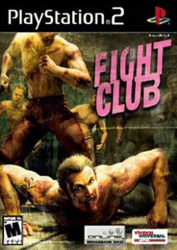 Cover zu Fight Club