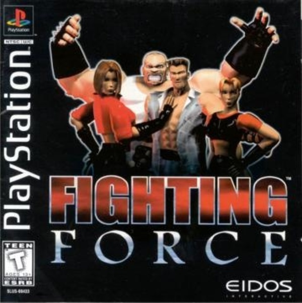 Cover zu Fighting Force