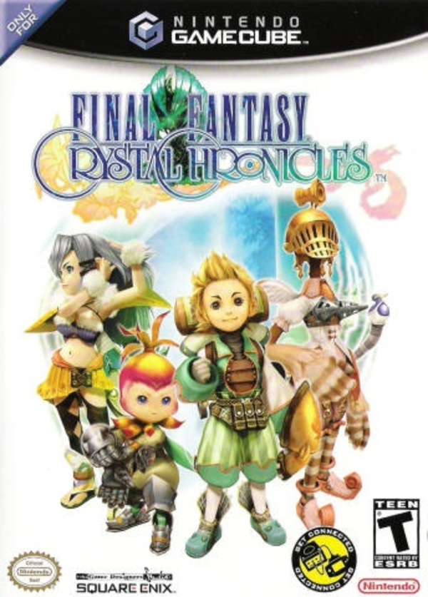 Cover zu Final Fantasy Crystal Chronicles