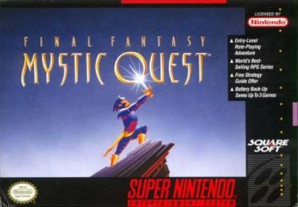 Cover zu Final Fantasy: Mystic Quest
