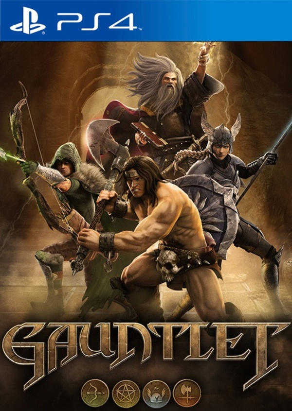 Cover zu Gauntlet: Slayer Edition