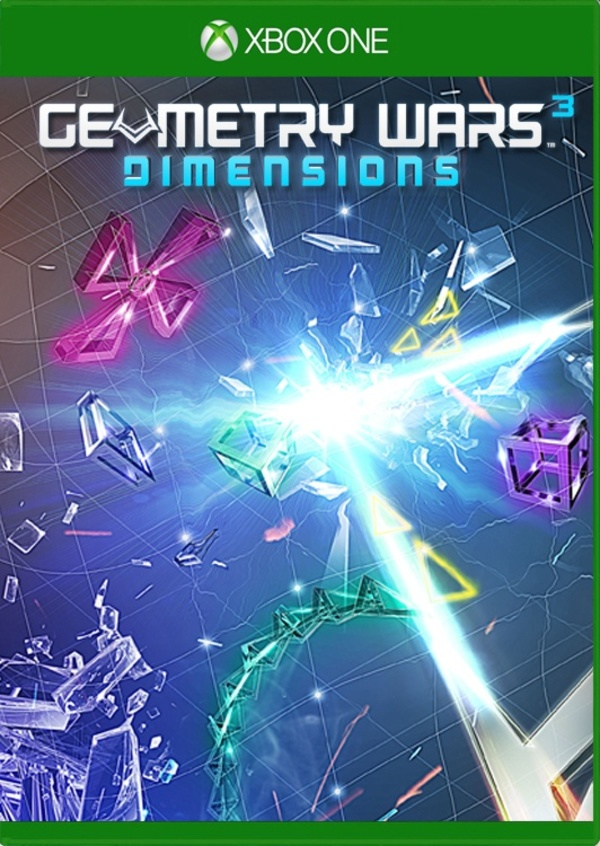 Cover zu Geometry Wars 3: Dimensions