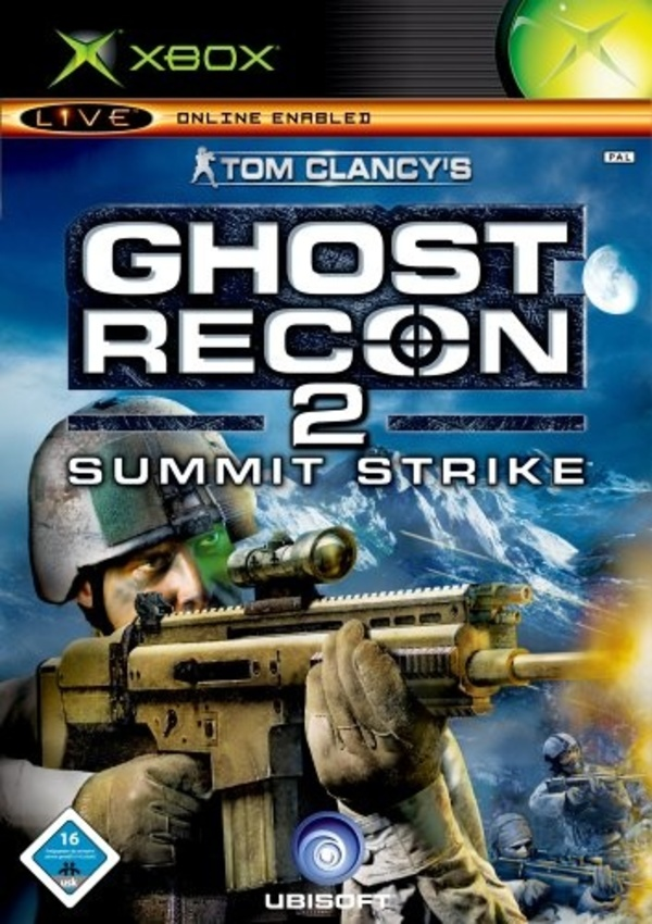 Cover zu Ghost Recon 2: Summit Strike
