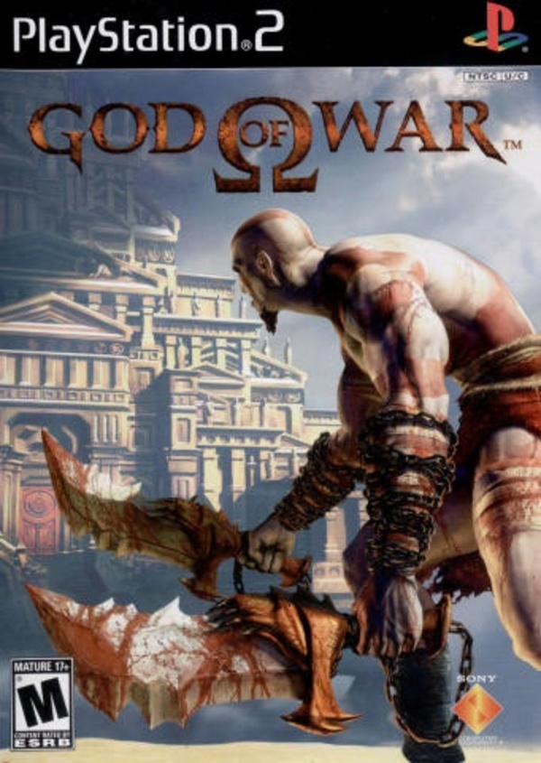 Cover zu God of War