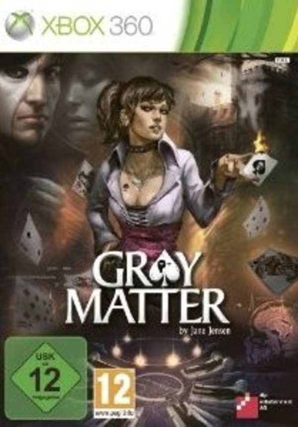 Cover zu Gray Matter