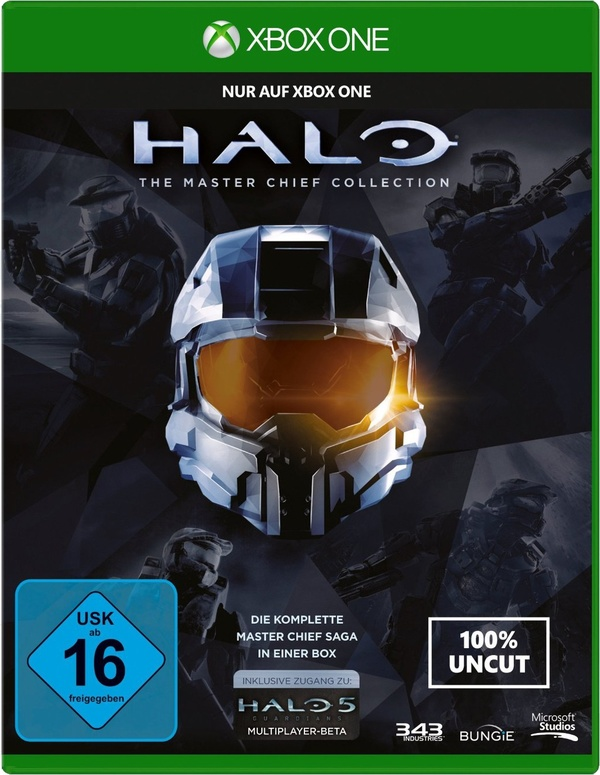 Cover zu Halo: The Master Chief Collection