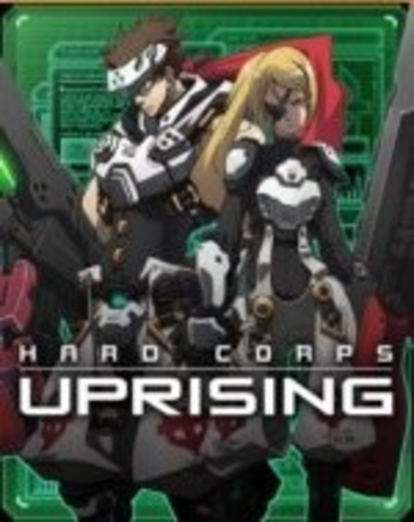 Cover zu Hard Corps: Uprising